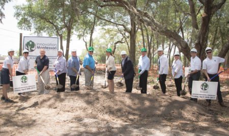 Innovation Montessori Ocoee Celebrates Expansion Plans with Groundbreaking Event at New Campus